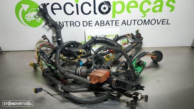 Instalação Eletrica Motor Peugeot 307 (3A/C)