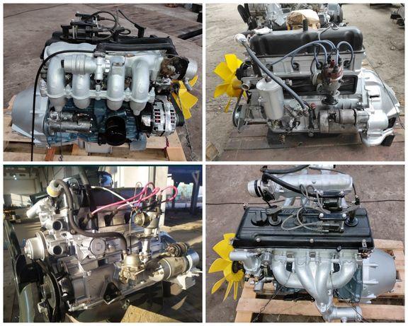 Мотор двигатель Газель УАЗ Волга 100 402 405 406 417 421 4215 ремонт