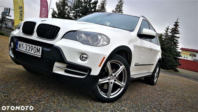 Wspaniałe BMW X5 model E70