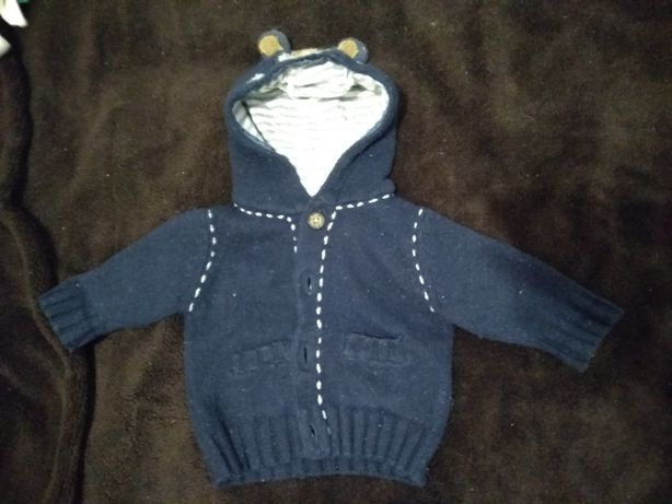 Sweterek niemowlęcy NEXT rozm. 62/68