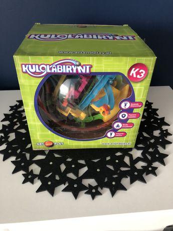 Kula Labirynt 3D - inteligentna zabawka 6+