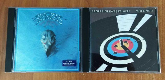 Eagles - Greatest Hits (2CD) (USA, Фирменные CD)