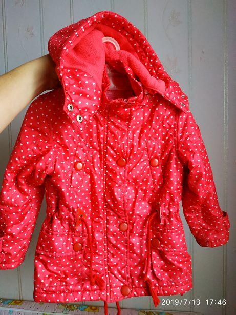 Демисезонная курточка, 92 см