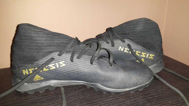 Cороконожки Adidas Nemeziz 19.3 TF F34428  р.41,5 26см.