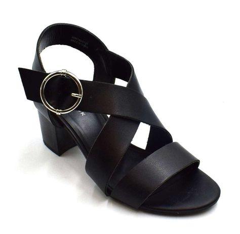 Nowe czarne sandały damskie New Look r. 37