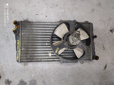 Радиатор вентилятор Skoda Felicia 1.3