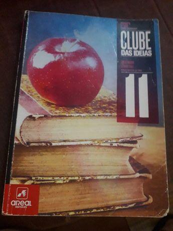 Manual de Filosofia 11º ano Clube das Ideias + caderno de atividades