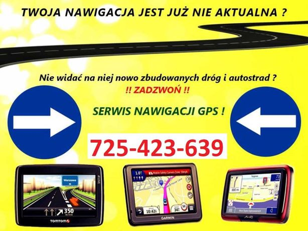 serwis nawigacji GPS aktualizacja map IGO PRIMO TRUCK Win CE/Android