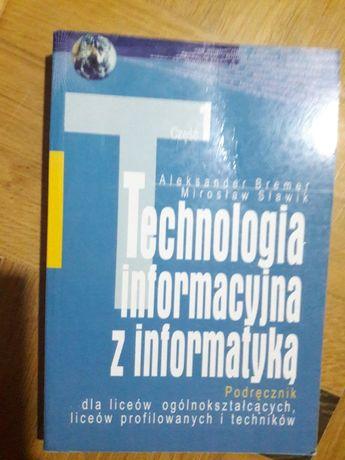 Technlogia informacyjna z informatyką Bremer Sławik