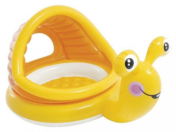 Продам детский басейн фирмы intex Ленивая улитка.