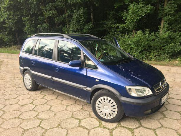 Opel Zafira 2.0 DTI Comfort rok produkcji 2004