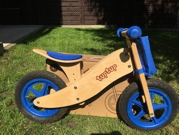 Rower drewniany Tup Tup