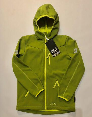 Міжсезонна куртка софтшел Jack Wolfskin 152