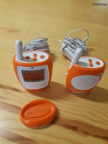 Micros para vigilância bébé
