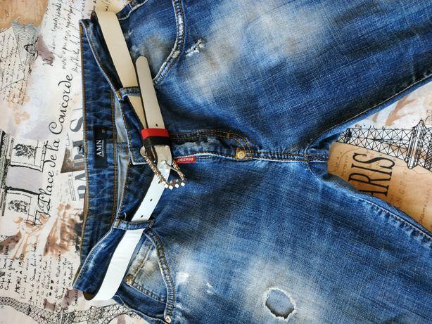 Продам фирменные джинсы . Котон 100% бойфренд