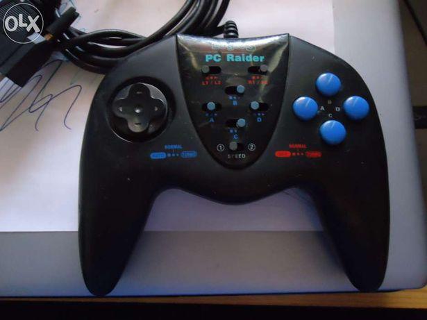 Comando logic 3 pc raider - como novo