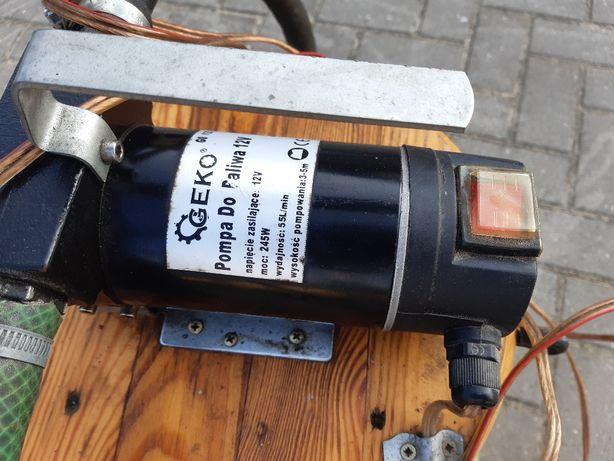 Pompa do paliwa Geko 12v