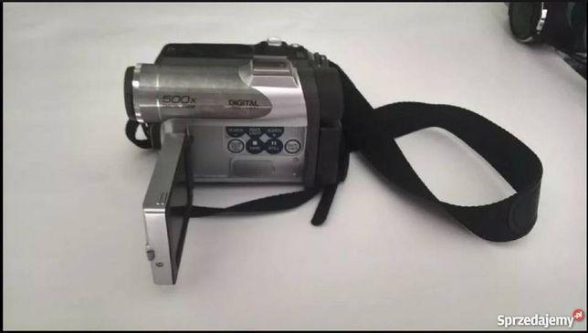 Sprzedam kamerę Panasonic NV-GS30 DVD Mini uszkodzon