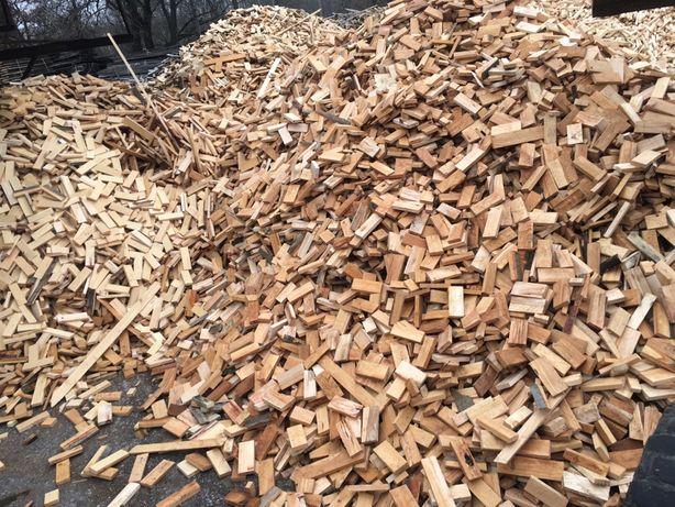 Drewno opałowe buk, kostka, drewno kominkowe