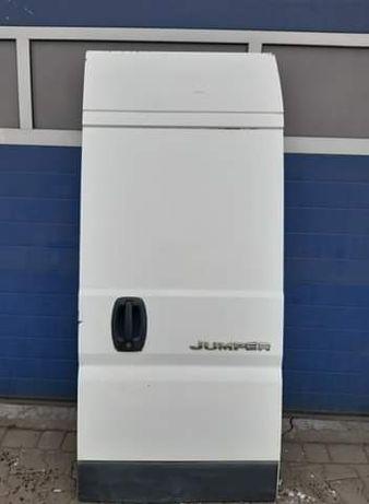 drzwi tył tylnie Citroen Jumper Ducato Boxer kompletne