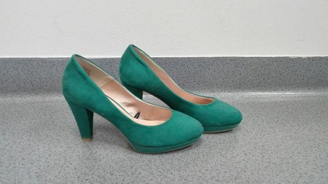 Buty zamszowe H&M
