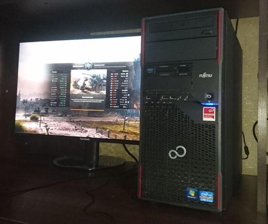 4-ядерный системный блок Intel Core i7 c ГЕРМАНИИ /8Гб DDR3/2 Гб Видео