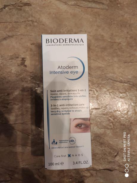Bioderma Atoderm Intensive Eye 2 w 1 100 ml