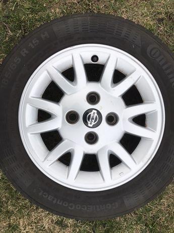 Oryginalne felgi aluminiowe 15 Nissan primera