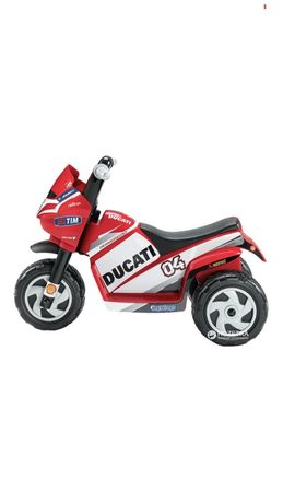 Peg-Perego Электромотоцикл Ducati Desmosedici