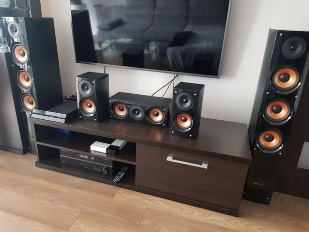 Zestaw kina domowego Yamaha- Pure acoustics Nova