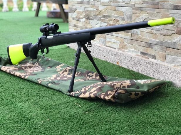 Arma sniper airsoft