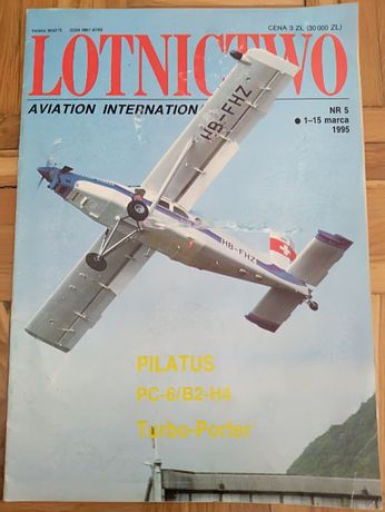 Lotnictwo Aviation International nr 5/1995