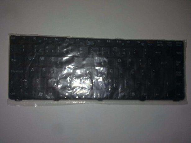 Teclado V072078DK1 Sony Vaio VGN-NR21Z Original