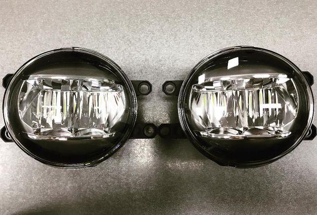 Противотуманка LED Prado/Camry/Avalon/ES/NX/IS/LX/RX/GS -2017г