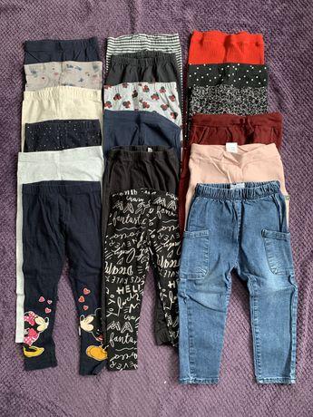 Zesatw spodni 104