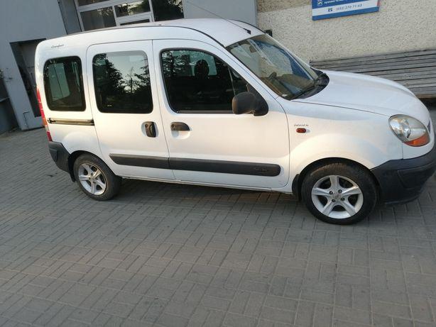 Renault Kangoo 1.5 A. C.