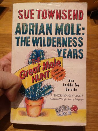"Sue Townsend ""Adrian Mole: The Wilderness Years"""