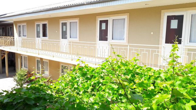 База отдыха Фортуна Железный порт аренда номеров жилье море пансионат