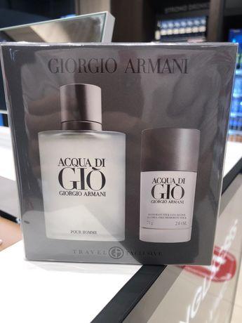 Мужской парфюм Set Giorgio Armani Acqua di Gio