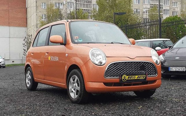 Daihatsu Trevis 2007