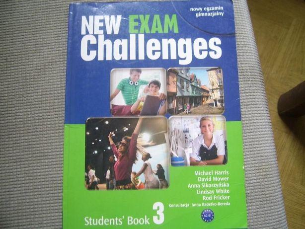 New Exam Challenges-gimnazjum2,3