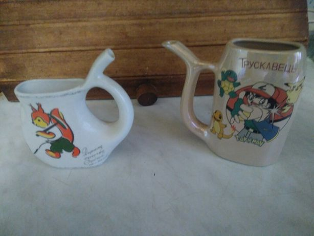 Детские чашки-поилки