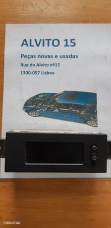 Display de Informações Renault Opel Astra G