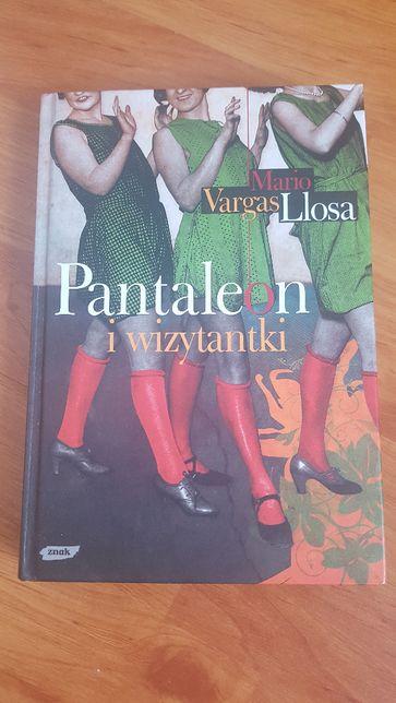Pantaleon i wizytantki Mario Vargas Llosa idealna j. nowa
