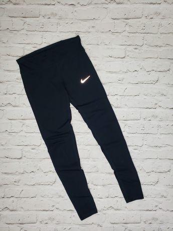 Спортивные лосины леггинсы штаны Nike dri fit nsw tech Puma