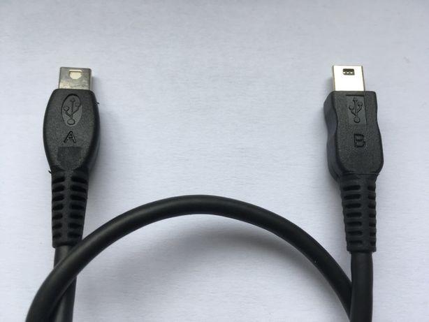Texas Instruments – Cabo Mini USB A → B paraTI-84 PLUS/TI-89 Titanium