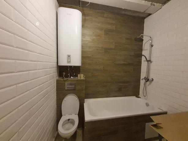 Двухкомнатная квартира 62,5 м.кв. с просторной гардеробной