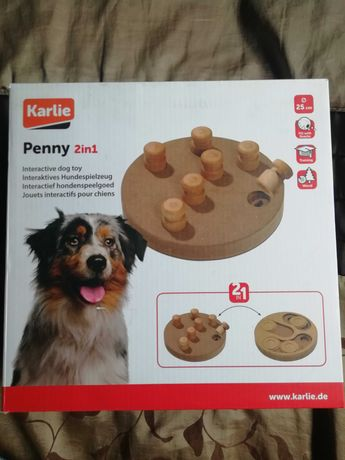 Zabawka węchowa dla psa 2w1