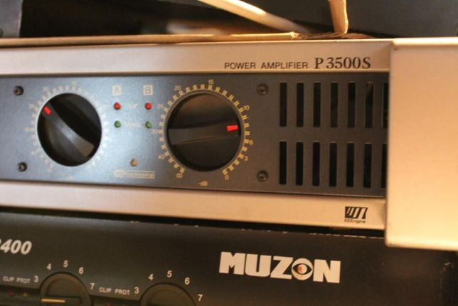 підсилювач Yamaha P 3500S