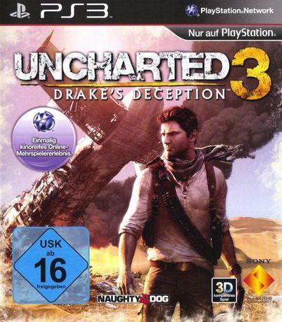 Gra Uncharted 3 PS3 - używana